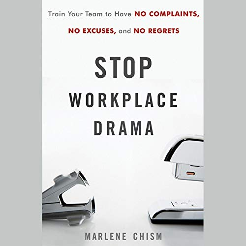 Stop Workplace Drama Titelbild