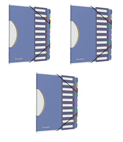 Pendaflex PileSmart Project Sorter, Letter Size, Sold as 3 Pack (50995)