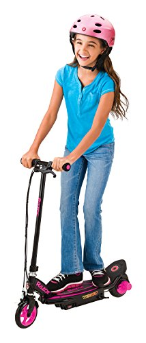 Electric Scooters Razor Power Core E90 12 Volt Kids Electric Scooter – Pink