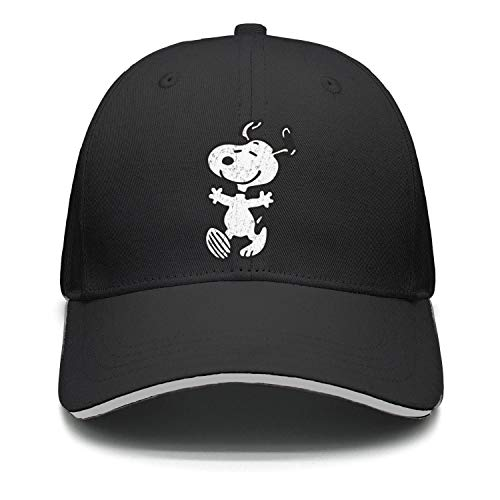 TablincoT Baseball Cap Cartoon Logo Adjustable Strapback Dad hat Unisex Trucker Hat Cotton