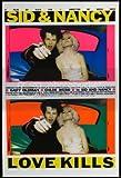 SID and Nancy - Gary Oldman – Wall Poster Print – A3
