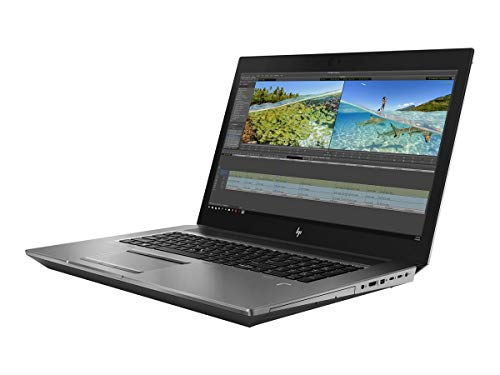 HP Inc. ZBook 17 G6 CI7-9850HQ