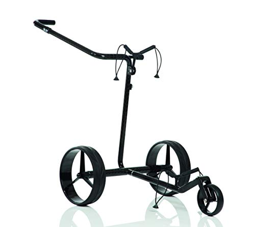 JuCad Carbon Drive Golf Trolley I Golf Caddy I Elektrisch I Elektrocaddy