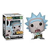 Funko Pop Animation : Rick and Morty - Schwifty Rick (Hot Topic Exclusive) 3.75inch Vinyl Gift for Anime SuperCollection