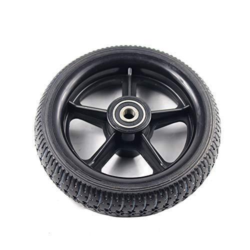 Rueda de Cubos y neumáticos de 6,5 Pulgadas para Scooter eléctrico, neumáticos de Longboard eléctricos Plegables Inteligentes para Hoverboard