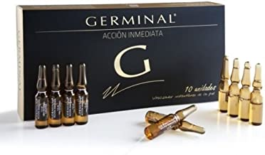 GERMINAL ACCION INMEDIATA 10 AMPOLLAS x1.5ml X'mas Gift Skin Beauty Gift