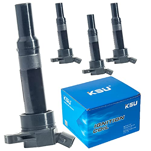 Ignition Coil Pack for Kia Soul Forte Hyundai Tucson Elantra 2011-2016 (1.8L 2.0L ONLY) Replacement for UF651 5C1861 C1804 1788511 273002E000(4 pack)