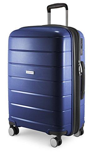 HAUPTSTADTKOFFER Prnzlbrg Equipaje de Mano 66 Centimeters 77 Azul (Dunkelblau)