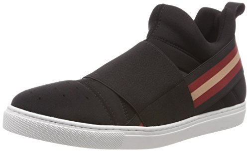 Liebeskind Berlin Damen LS180310-neopre Slip On Sneaker, Black, 39 EU