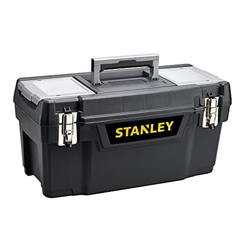 Stanley 1-94-858 - Caja con cierres metálicos 20   50cm