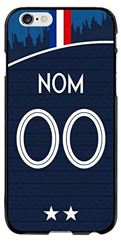 Coque-swag Coque Personnalisable iPhone 6/6S - France Coupe du Monde Domicile iPhone 6/6S
