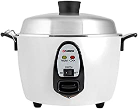tatung rice cooker water outside