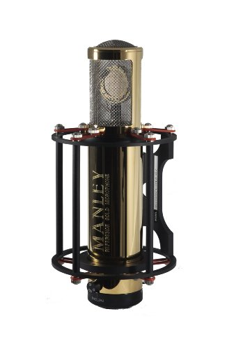Manley REFGOLD Condenser Microphone, Multipattern