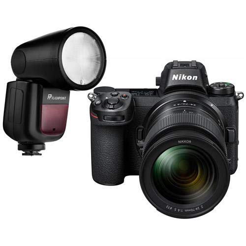 For Sale! Nikon Z7 FX-Format Mirrorless Camera with NIKKOR Z 24-70mm f/4 S Lens - with Flashpoint Zo...