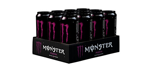 Monster Punch Punch Energy 500ml Dose