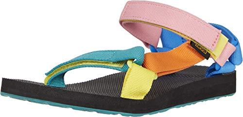 Teva Damen Original Universal Womens Sandalen, Mehrfarbig (90s Multi SMU), 39 EU
