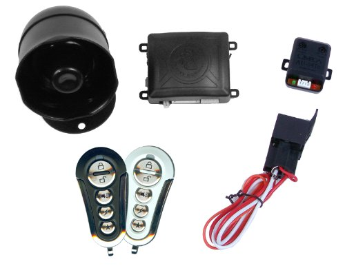 K9 Omega K9MUNDIALSSRLA Vehicle Security And Keyless Entry System