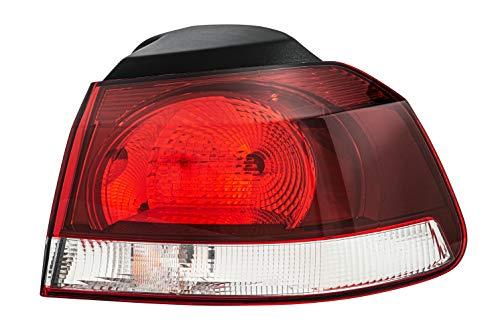 HELLA 2SD 009 922-141 Heckleuchte - Glühlampen-Technologie - äusserer Teil - rechts