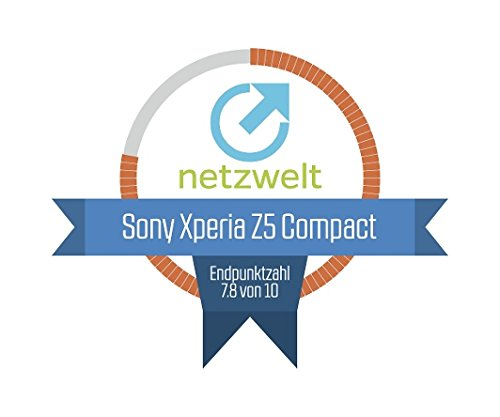 Sony Xperia Z5 Compact Smartphone (4,6 Zoll, 32 GB) - 8