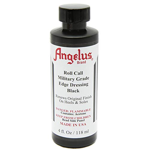 Angelus Roll Call Military Grade Edge Dressing 3.6 Oz. (Black)