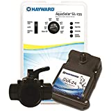Hayward GLC-2P-A Solar Pool Heating Control System with 3-Way Valve, Actuator and 2...