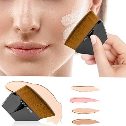 Hunpta@ Pinceaux de Maquillage, 55 Pinceau de Maquillage Multifonctionnel de Fondation sans Trace Magique (A)