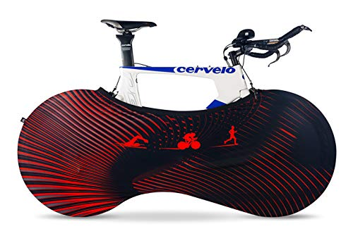 Velo Sock Bicycle Indoor Cover for Storage and...