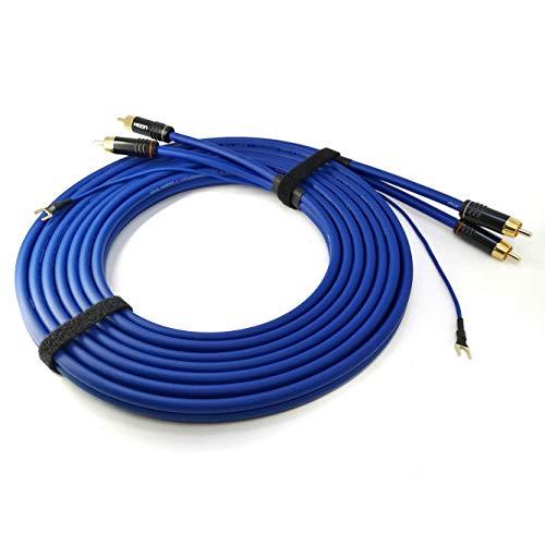 Selected Cable SC81-K3-0900 Sinus Control - Cable de audio apantallado...