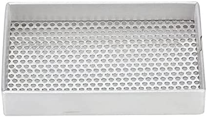 LanGuShi sold out Watch Repair Parts Storage Tray Rectangle Super beauty product restock quality top! Aluminu