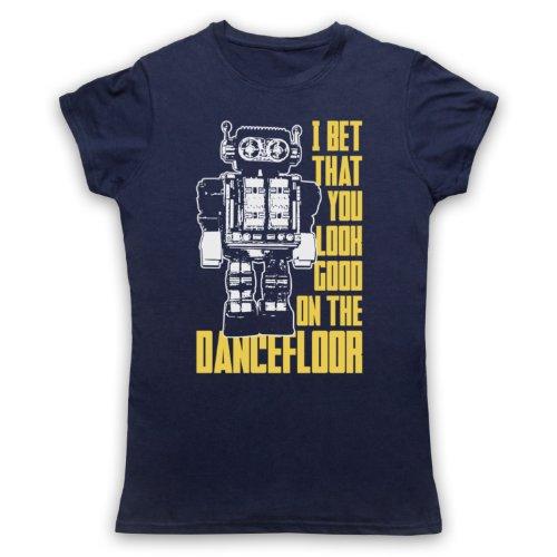 Arctic Monkeys I Bet That You Look Good On The Dance Floor Damen T-Shirt, Ultramarinblau, Medium