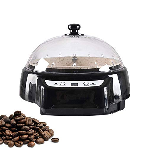 YUCHENGTECH 500g Kaffeeröster Home Coffee Beans Röstmaschine mit Timing-Funktion für Kaffee, rohe Bohnen, Erdnüsse, Getreide, Gewürze backen