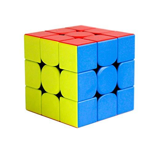 FunnyGoo Ganspuzzle Gan354 M 3x3 Ganspuzzle Gan 354 M cubo di velocità Magnetic Version Stickerless