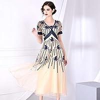 ドレス パーティードレス ウェディングドレス カラードレス ステージドレス Aライン マーメイド レディース aruka_cilla M イエロー
