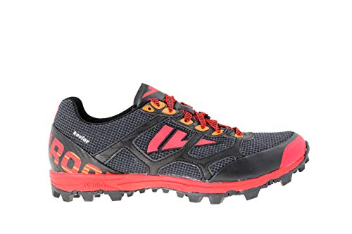 VJ Irock Shoes - Trail Running Shoes Women and Mens - Made for Rocky and Technical Mountain Trails and Obstacle Course Races - Sandwich Mesh and Kevlar Fibers