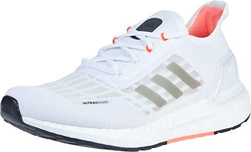 adidas Running Ultraboost S.RDY Footwear White/Core Black/Solar Red 7.5 B (M)