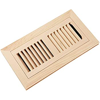 Heating Floor BOOT Vents Floor Vent Cover Heating Vent Vents 300x100mm Ducted