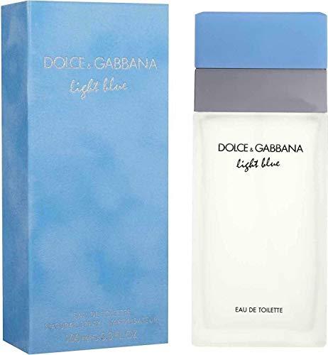 DOLCE & GABBANA Light Blue Eau de Toilette 100 ml Spray für Damen