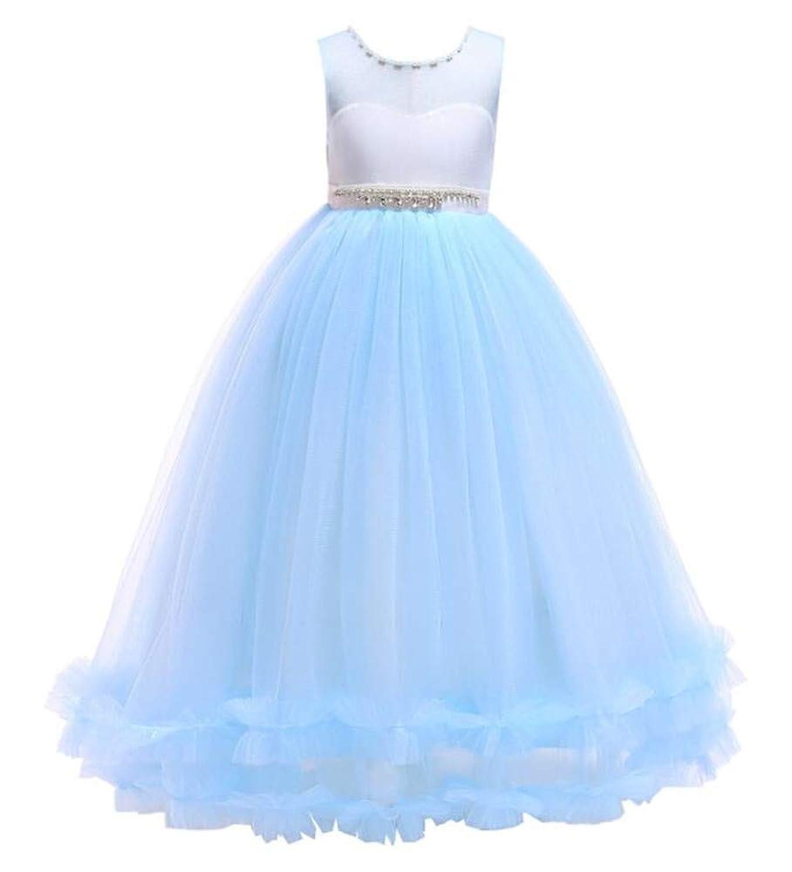 子供ドレス ピアノ発表会 女の子ワンピース 子どもフォーマルドレス 誕生日 コンクール衣装 結婚式 卒園式 七五三