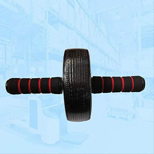 SLRMKK Rotella Addominale di Forma Fisica dell\'attrezzatura della Palestra dell\'attrezzatura della Palestra dell\'attrezzatura del Rullo del Rullo della Palestra