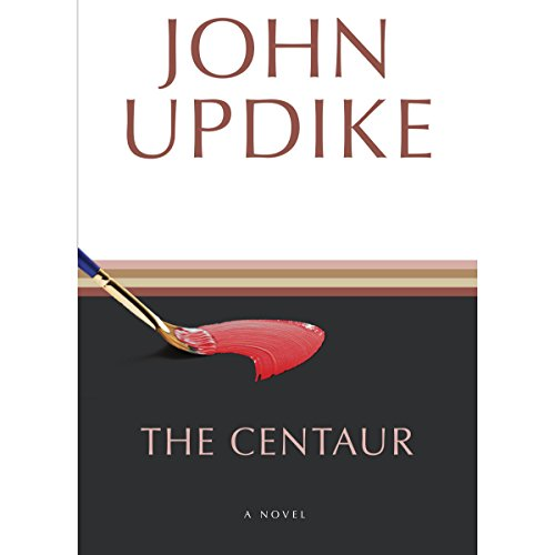 The Centaur audiobook cover art