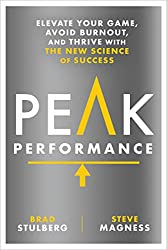 Peak Performance by Brad Stulberg and Steve Magness