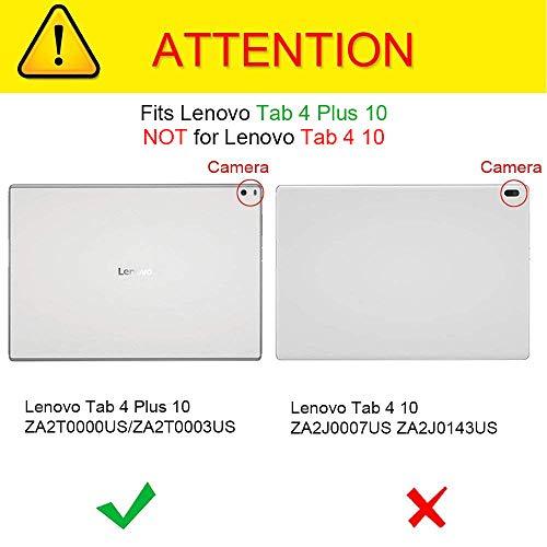 Fintie AT&T Lenovo Moto Tab Funda A-Black: Amazon.es: Electrónica