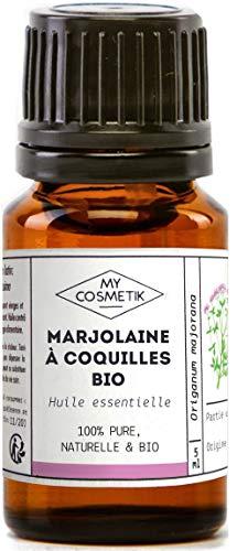 Huile essentielle de Marjolaine à coquilles BIO - MyCosmetik - 10 ml