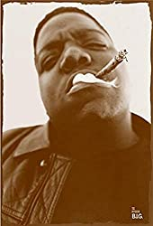 professional Poster Notorious Big Smoking Brandt 36 × 24 Music Art Print Poster Christopher George La Torre…