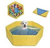 Dog Bath Tub,Baby Bath Tub,Kids Or Pet BathTub Swimming Pool Baby Dog Playpen