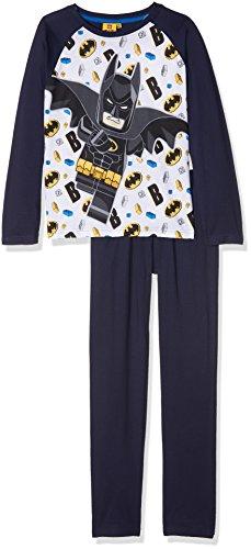 LEGO Batman 161994 Conjuntos de Pijama, Azul (Bleu), 8 años para Niños
