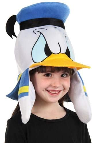 Elope Donald Duck Sprazy - Sombrero de juguete estándar