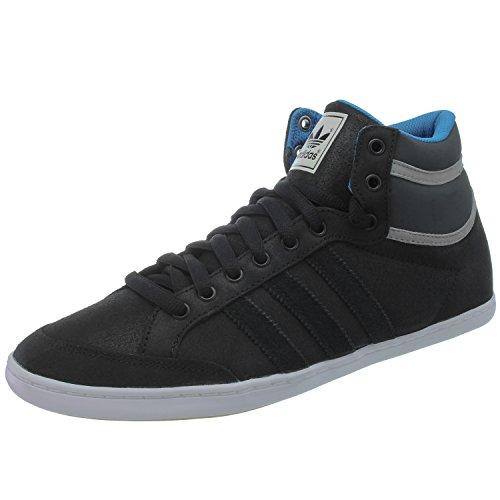 adidas Plimcana Mid M25818 Herren Wildleder Sneakers/Freizeitschuhe/Plimsolls Schwarz 39 1/3