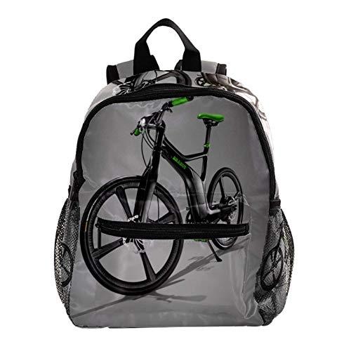 Schultasche für Kinder Fahrrad Kinderrucksack Babytasche minirucksack für 3-8 Jährige Jungen und Mädchen im Kindergarten 25.4x10x30 cm