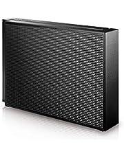 【Amazon.co.jp限定】 I-O DATA 外付けHDD 2TB テレビ録画 USB3.1(Gen1)/USB3.0 故障予測/データ消去アプリ 土日サポート EX-HDAZ-UTL2K